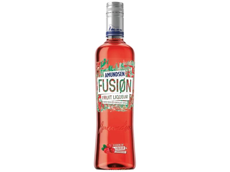 Amundsen Fusion Cranberry ovocný likér 37,5% 0,5l