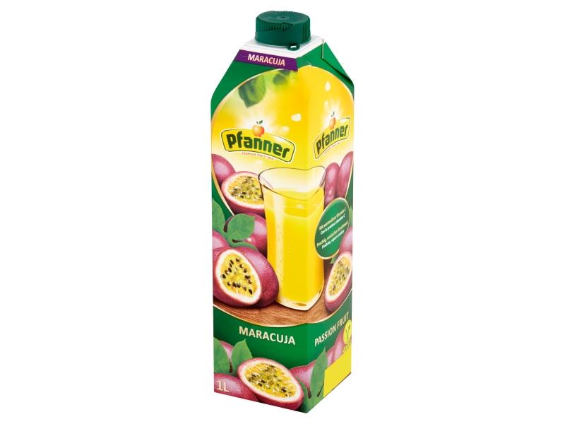 Pfanner Ovocný nápoj z maracuji 1l