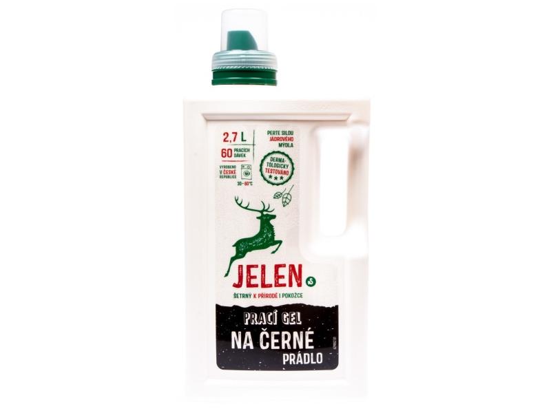 Jelen Prací gel na černé prádlo 2,7l