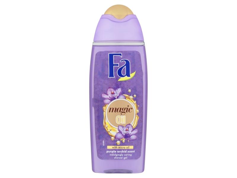 Fa sprchový gel Magic Oil Purple Orchid 250ml