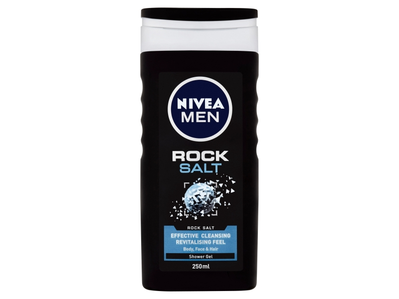 Nivea Men Rock Salt Sprchový gel 250ml