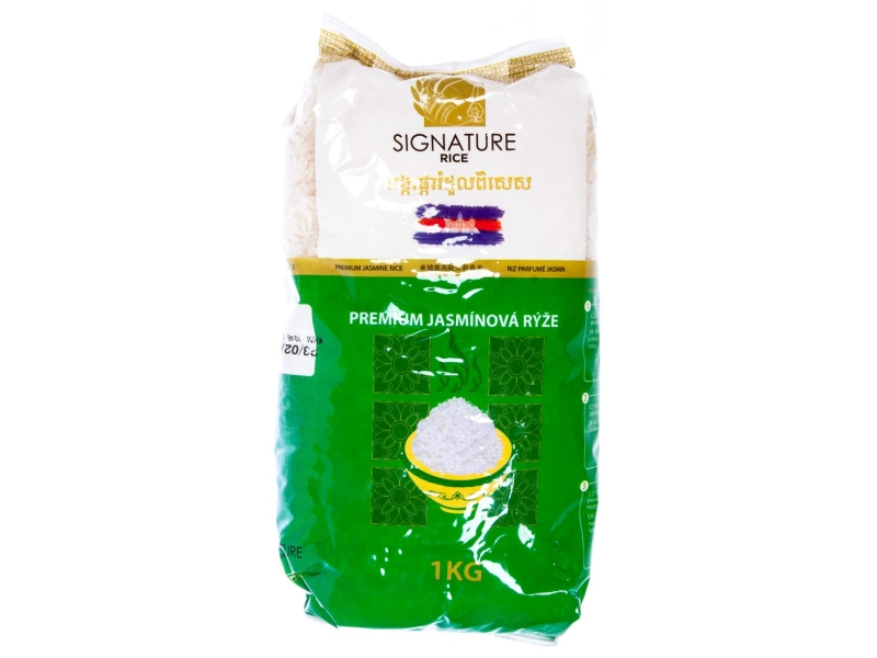 Signature Premium Jasmínová rýže 1kg