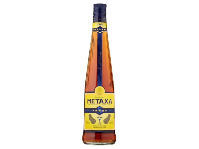 Metaxa 5* 38% 700ml