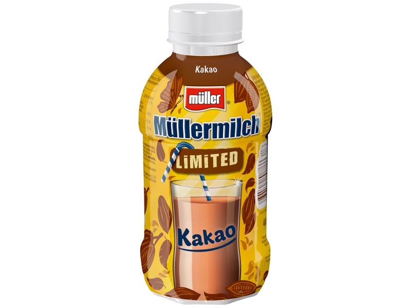 Müllermilch Mléčný nápoj LIMITED a lá Pina Colada 400g