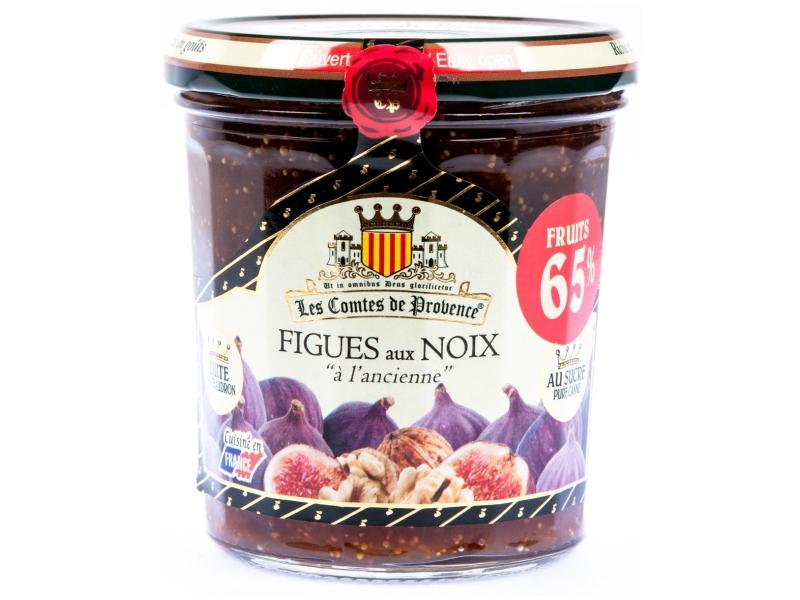 Les Comtes de Provence Džem Fík a vlašský ořech 340g