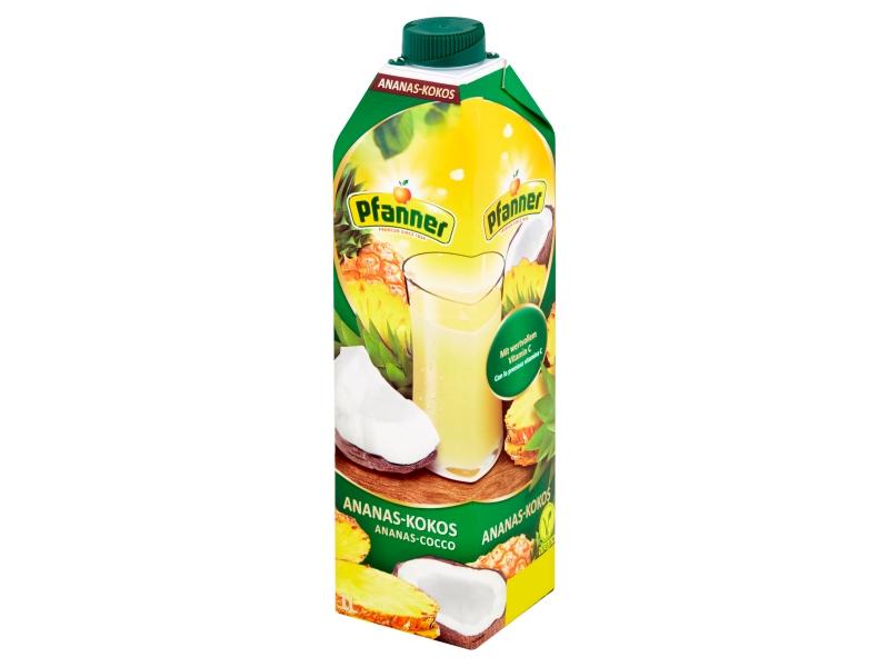 Pfanner Ananasovo-kokosový nápoj 1l
