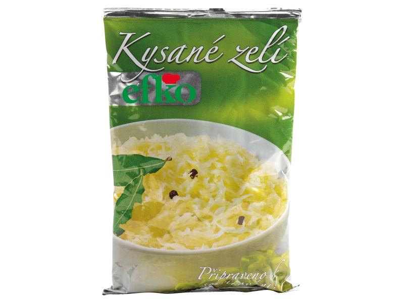 efko Kysané zelí 500g, ALU sáček