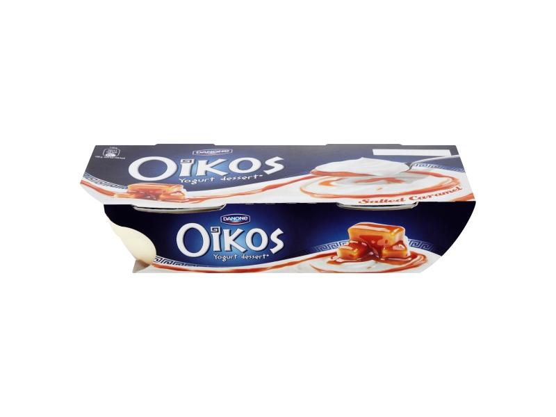 Danone Oikos Jogurt se slaným karamelem, 2x110g