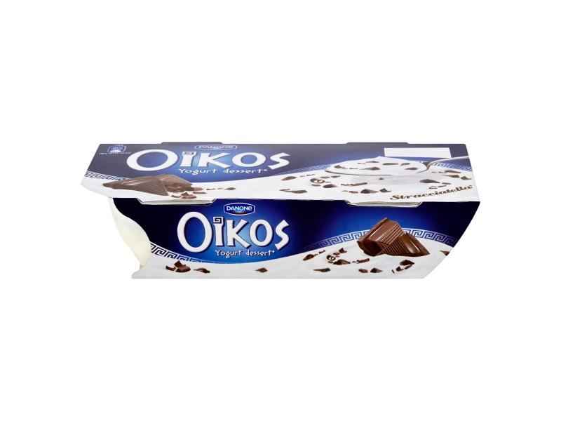 Danone Oikos Jogurt stracciatella, 2x110g