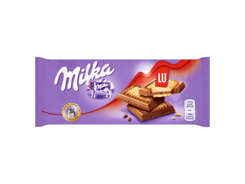 Milka LU 87g