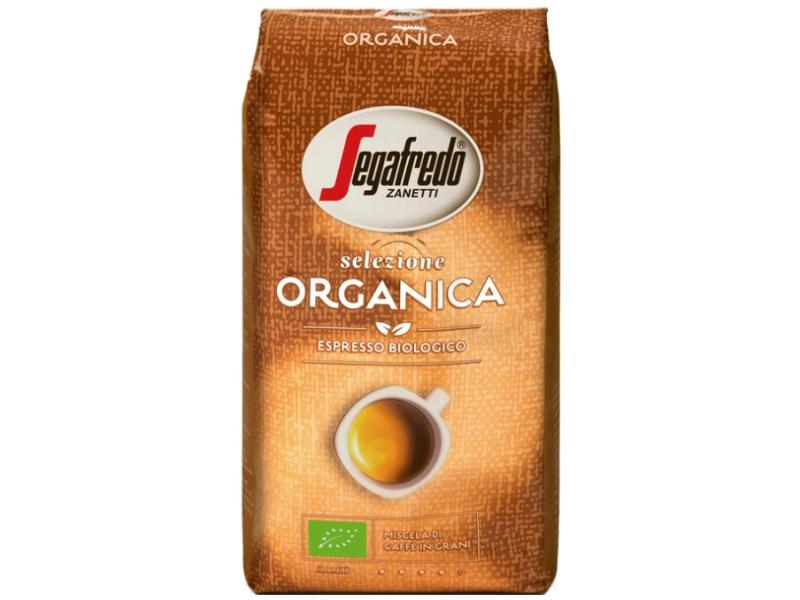 Segafredo Selezione Organica Káva zrnková BIO 1kg