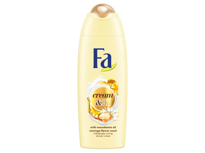 Fa sprchový gel Cream & Oil Macadamia 250ml