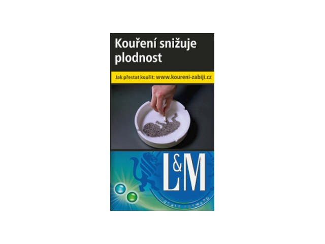 L&M Double Forward Cigarety s filtrem 20 ks