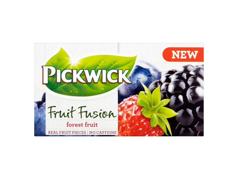 Pickwick Fruit Fusion Forest Fruit, 20x1,75g