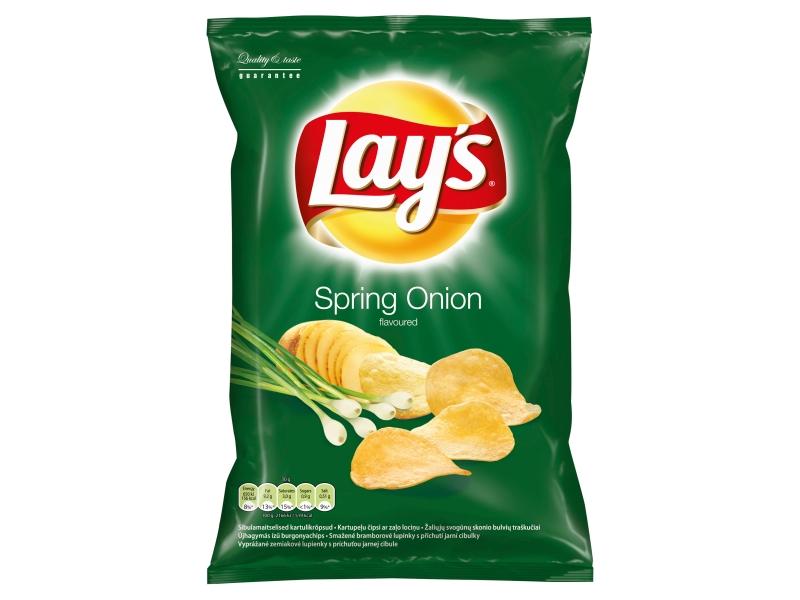 Lay´s Chipsy s příchutí jarní cibulky 70g