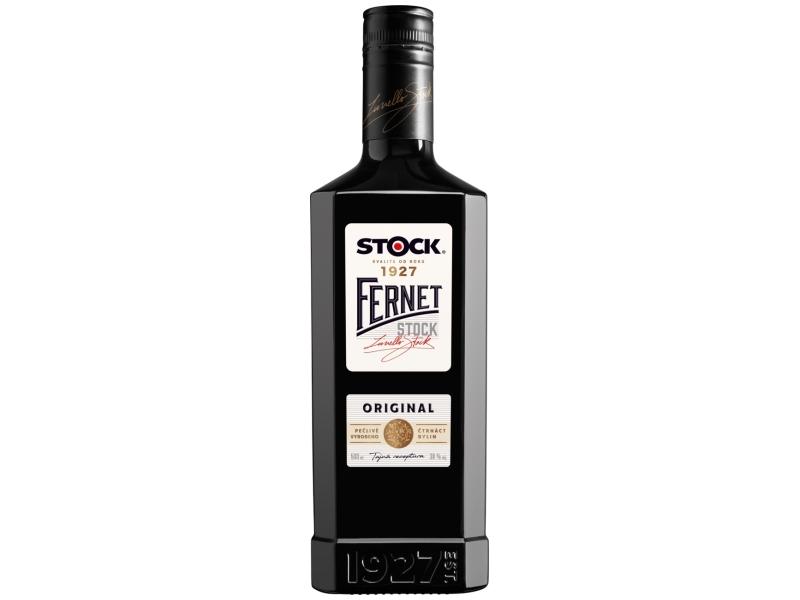 Fernet Stock Original 38% 500ml
