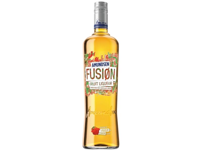 Amundsen Fusion Cider ovocný likér 15% 1L