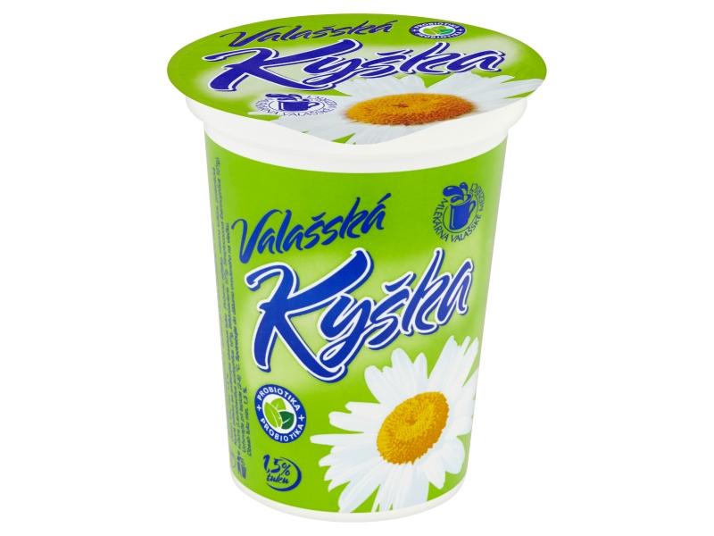 Mlékárna Valašské Meziříčí Valašská kyška 1,5% 400g