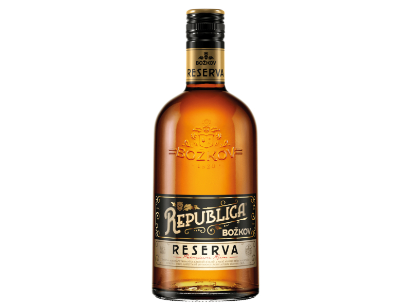 Božkov Republica RESERVA 40% 700ml