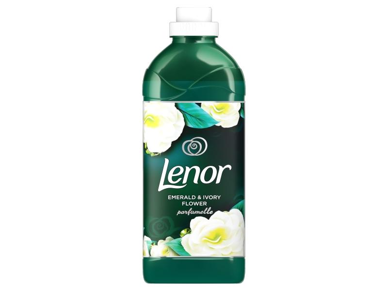 Lenor Emerald And Ivory Flower Aviváž 1420ml (48 Praní)
