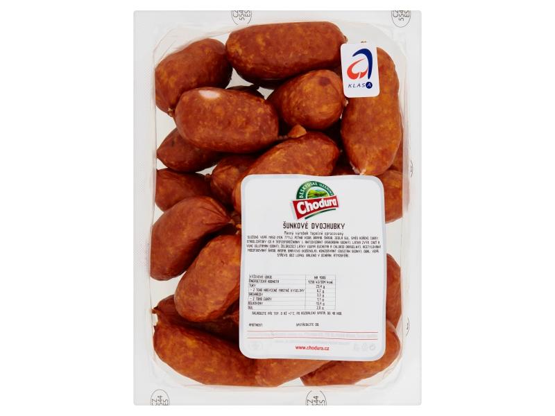 Chodura Šunkové dvojhubky cca 1kg