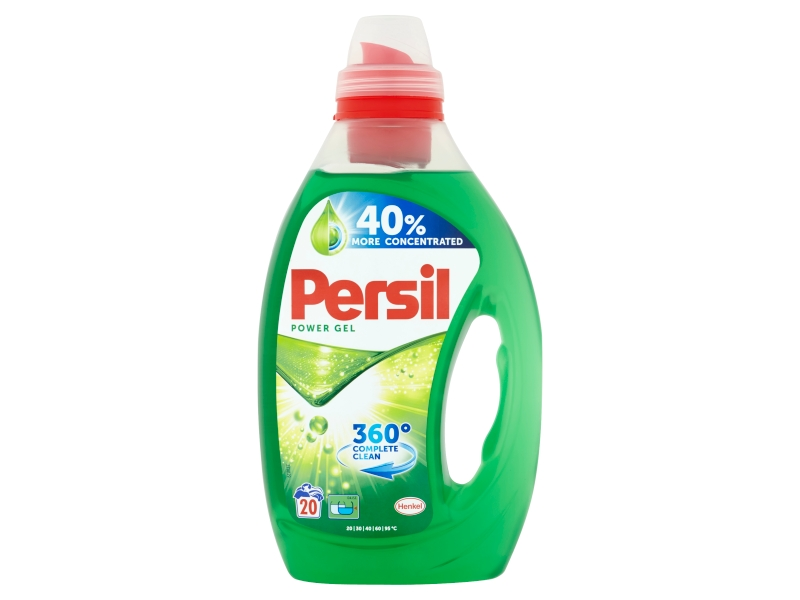 Persil 360° Complete Clean Power Gel (20 praní) 1l