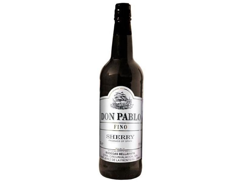 Don Pablo Fino Sherry, 750ml