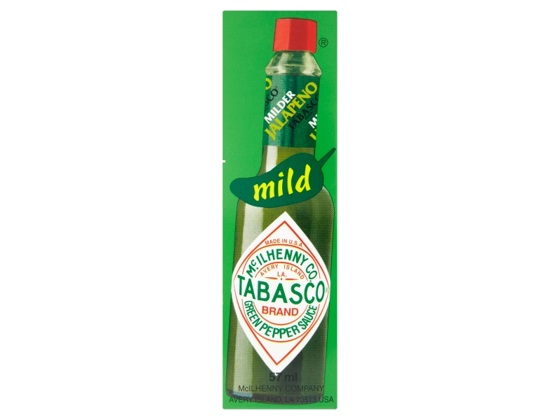 Tabasco Green Pepper Sauce 57ml
