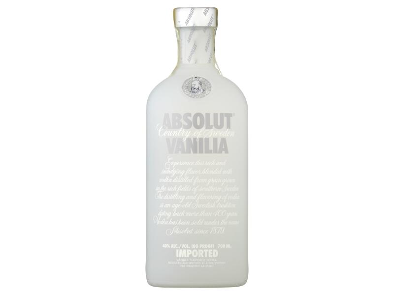 Absolut Vanilia Vodka 40% 0,7l