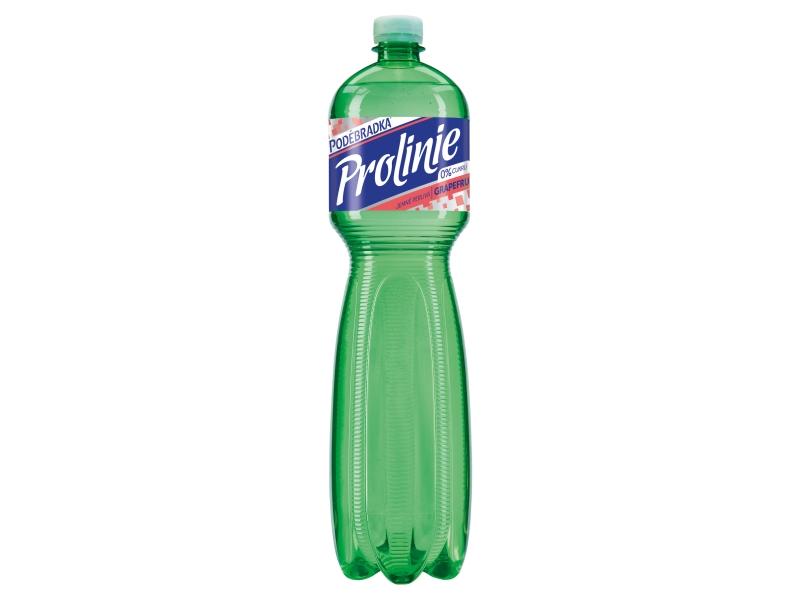 Poděbradka ProLinie Jemně perlivá grapefruit 1,5l