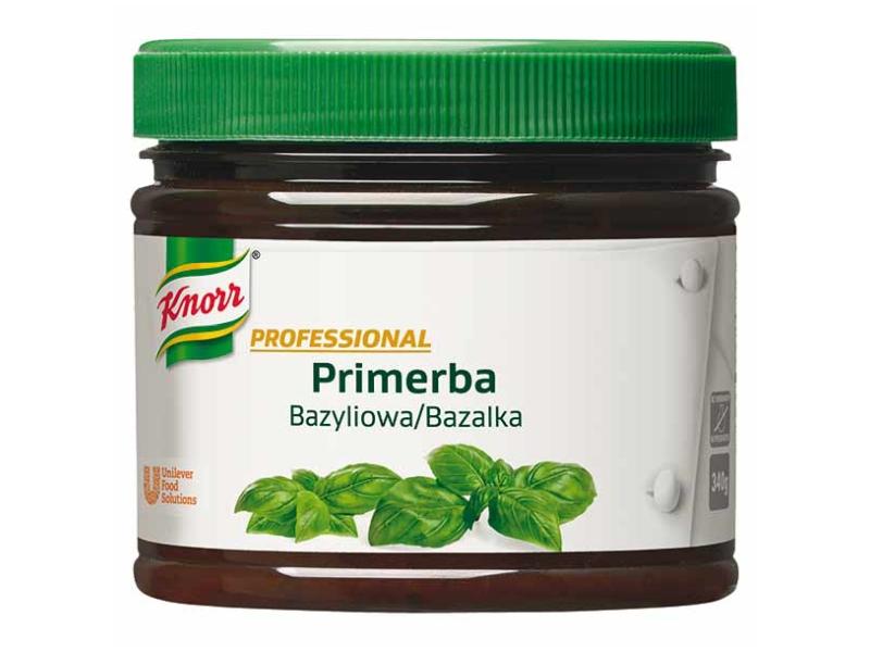 Knorr Professional Primerba Bazalka 340g