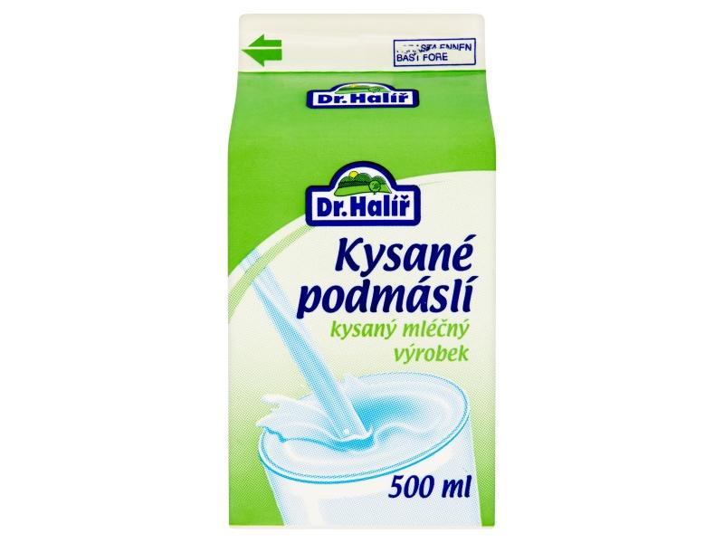 Dr. Halíř Podmáslí 0,5% 500ml