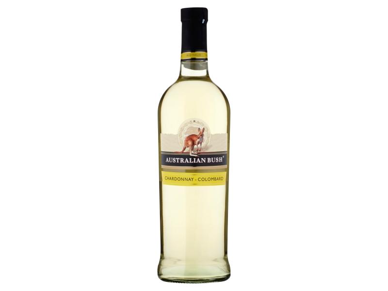 Australian Bush Chardonnay-Colombard bílé víno suché 750ml