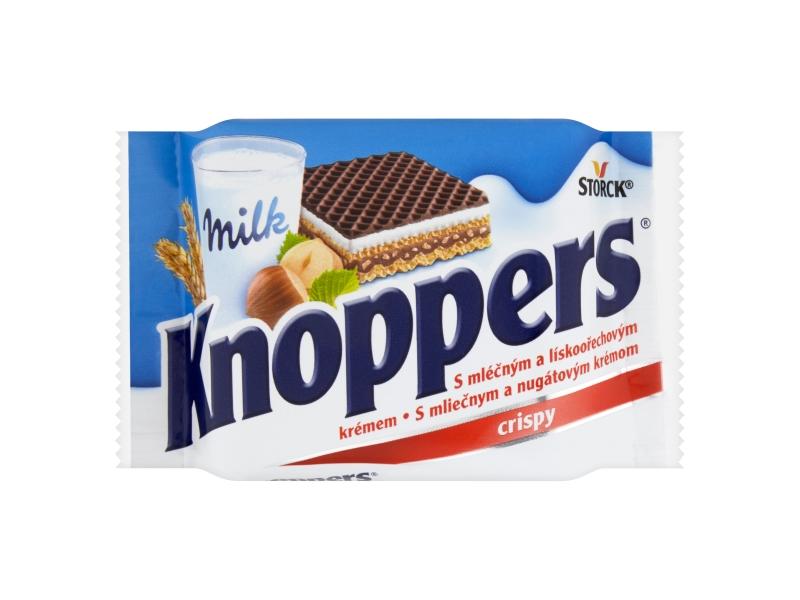 Knoppers Oplatky 25g