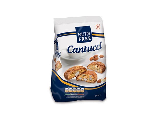 Nutrifree Mandlové sušenky 240g