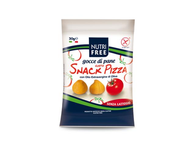 Nutrifree Snack pizzový 30g