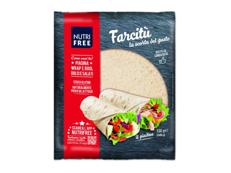 VÝPRODEJ Nutrifree Tortilla 120g (2x60g)