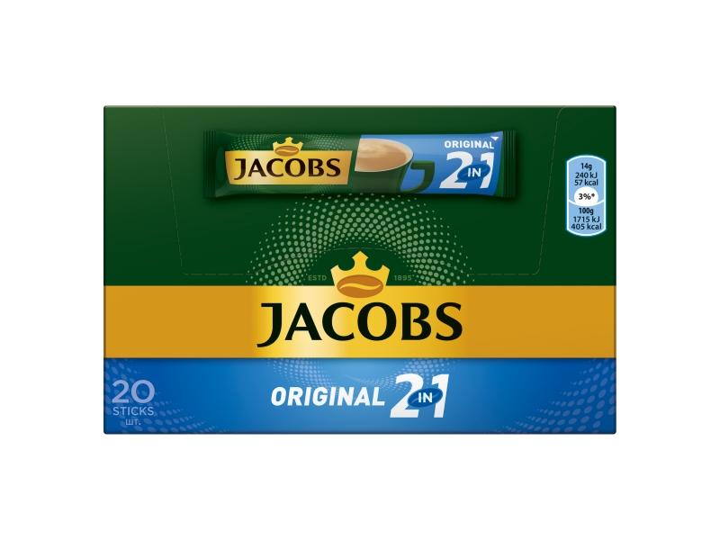 Jacobs Original 2in1, 20 x 14g