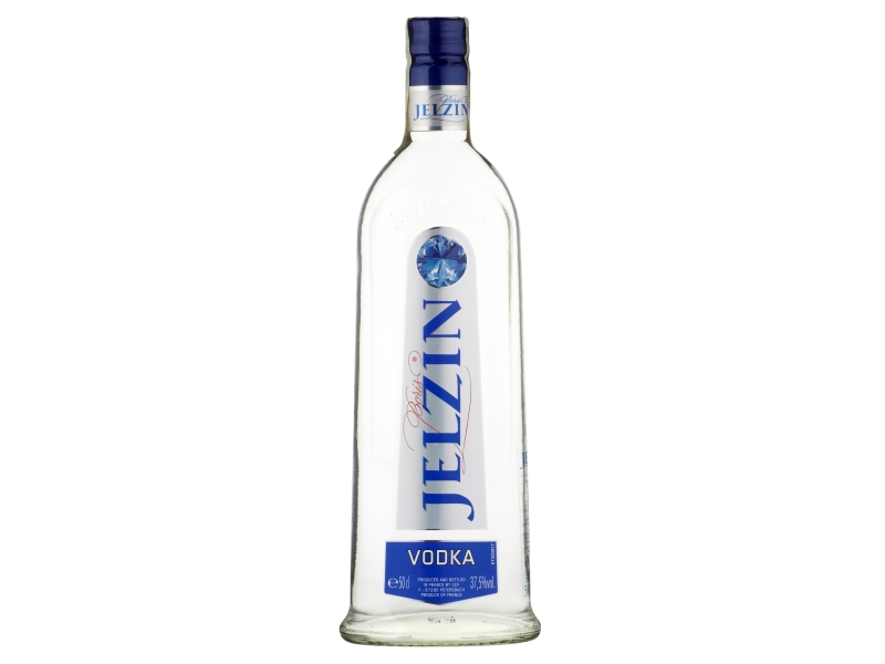 Boris Jelzin Vodka 37,5% 500ml