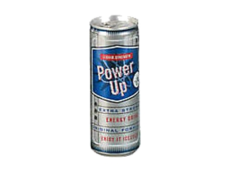 Power Up Energy drink extra strong 4x250ml