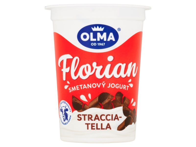 Olma Florian Smetanový jogurt stracciatella 150g