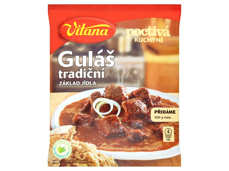 Vitana Guláš tradiční základ jídla 60g
