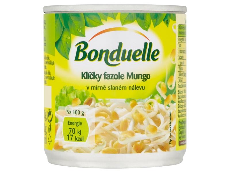 Bonduelle Klíčky fazole Mungo 200g