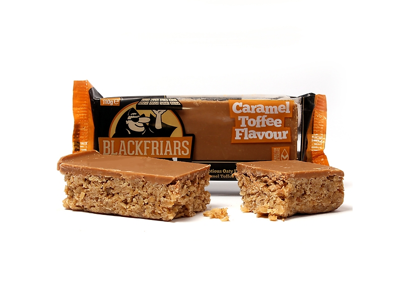 Blackfriars Flapjack Caramel, 110g