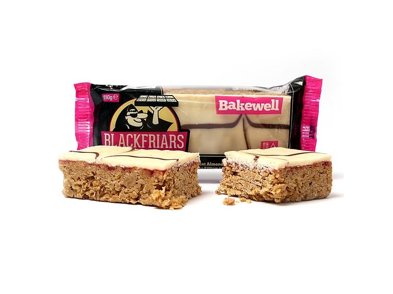 Blackfriars Flapjack Bakewell, 110g