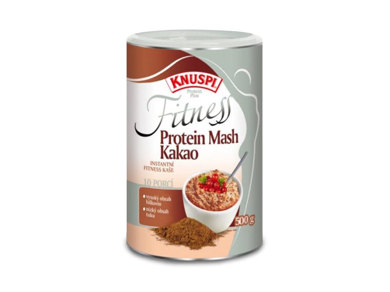 Knuspi Fitness Protein Mash Kakao, 500g