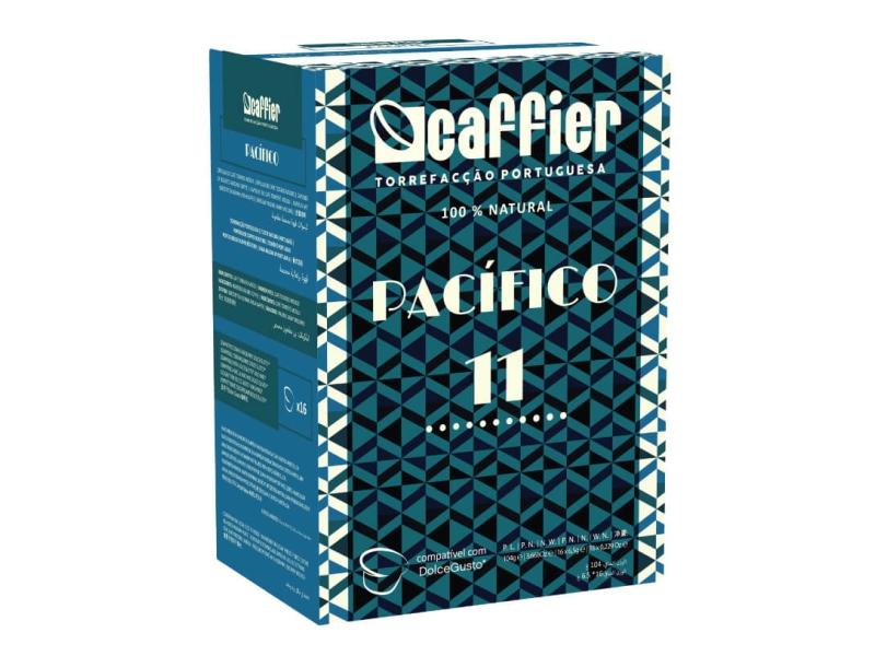 Caffier Pacífico Dolce Gusto kapsle 16ks