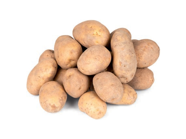 České brambory pozdní neprané cca 1kg