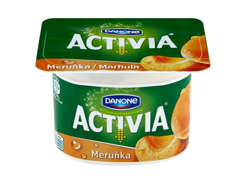 Danone Activia jogurt meruňkový 120g