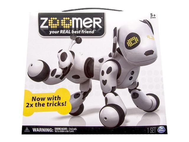Spin Master Zoomer interaktivní dalmatin